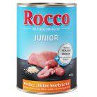 Rocco Junior mokra karma dla psa